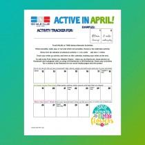 100 Mile Club Activity Calendar