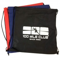 100 Mile Club Drawstring / Drop Bag