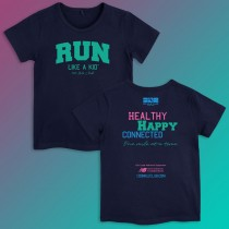 Run Like a Kid Tee