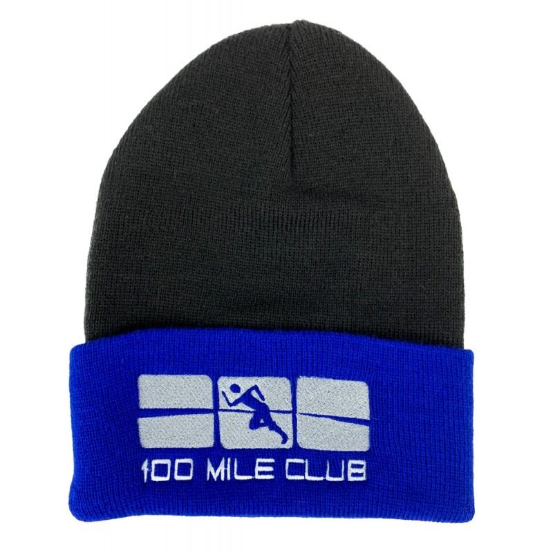 Black w/Royal Blue Cuff